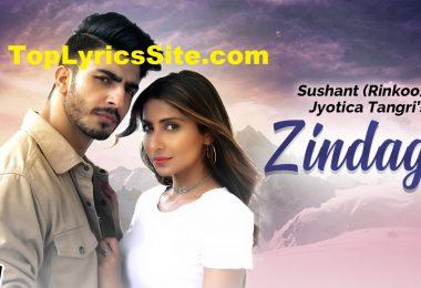 Zindagi Lyrics