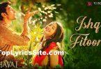 Ishq Fitoori Lyrics
