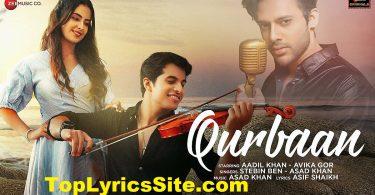 Qurbaan Lyrics