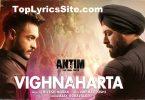 Vighnaharta Lyrics