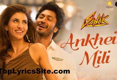 Aankhein Mili Lyrics