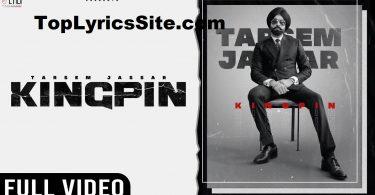 Kingpin Lyrics