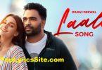 Laali Lyrics